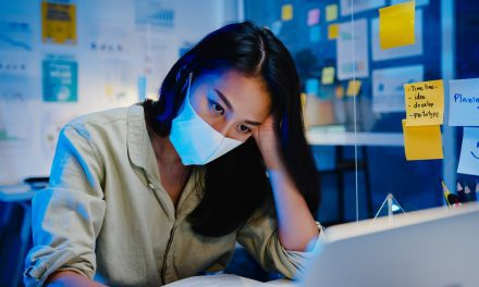 Working from home can be bad for your health