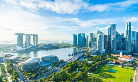 Employment rises in Singapore for the first time since Covid-19 pandemic