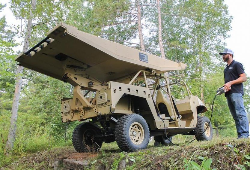 GS Engineering selected for US Army experiment