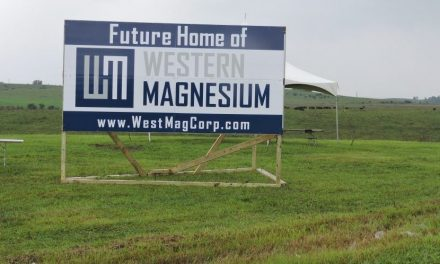 Western Magnesium Corp plans for magnesium plant in Harrison County