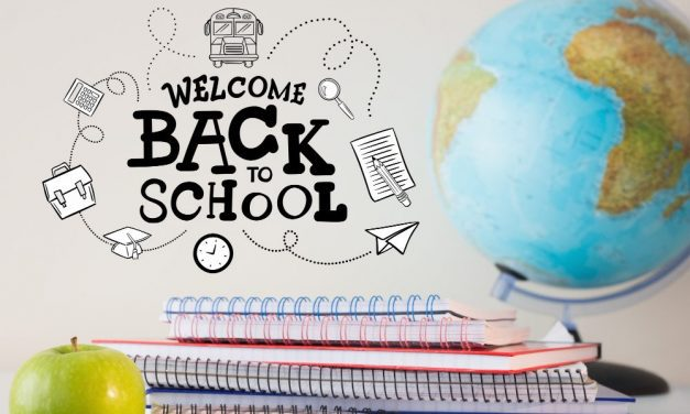 Students welcomed back to class in Jamestown